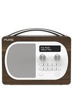 pure dab alarm clock radios best deals on dab radio. Black Bedroom Furniture Sets. Home Design Ideas
